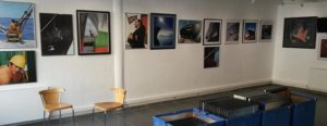 Exposition de photographies marine